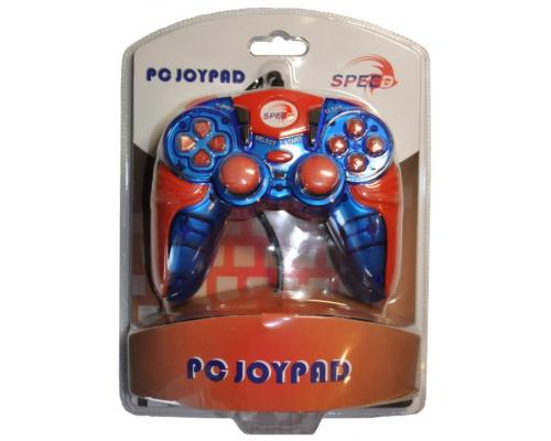 Геймпад SPEED JNP-J2161G Game Pad for Single Player, PC-USB