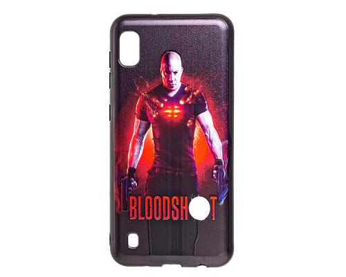 Чехол - накладка для Xiaomi Redmi 7 - пластиковый матовый  - Vin Diesel (цвет чёрный, в пакете)